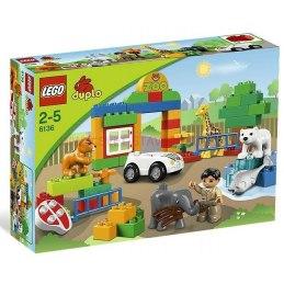 LEGO DUPLO - Moje první ZOO 6136