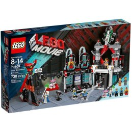 LEGO MOVIE 70809 - Doupě zla Lorda Byznyse