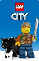 Postavte si město, kde vše žije jako doopravdy - LEGO City