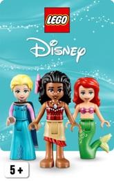 LEGO Disney Princess pro holčičky