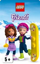 LEGO Friends kamarádky vás zvou do Heartlake City