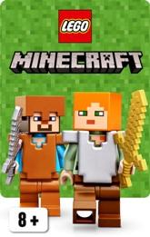 LEGO Minecraft podle slavné počítačové hry