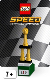 LEGO Závodní šampion