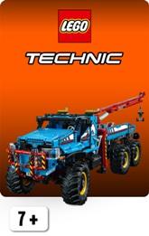 Ze stavebnic LEGO Technic postavíte funkční modely strojů