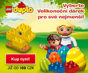 LEGO Duplo - velikonoce 2015