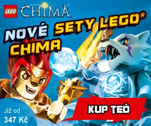 LEGO Chima - novinky květen 2014