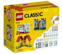 LEGO Classic 10703 plus okna, dveře a další doplňky