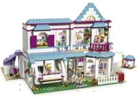 LEGO Friends 41314 - Stephanie a její dům