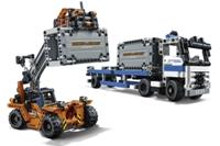 LEGO Technic 42062 - Přeprava kontejnerů