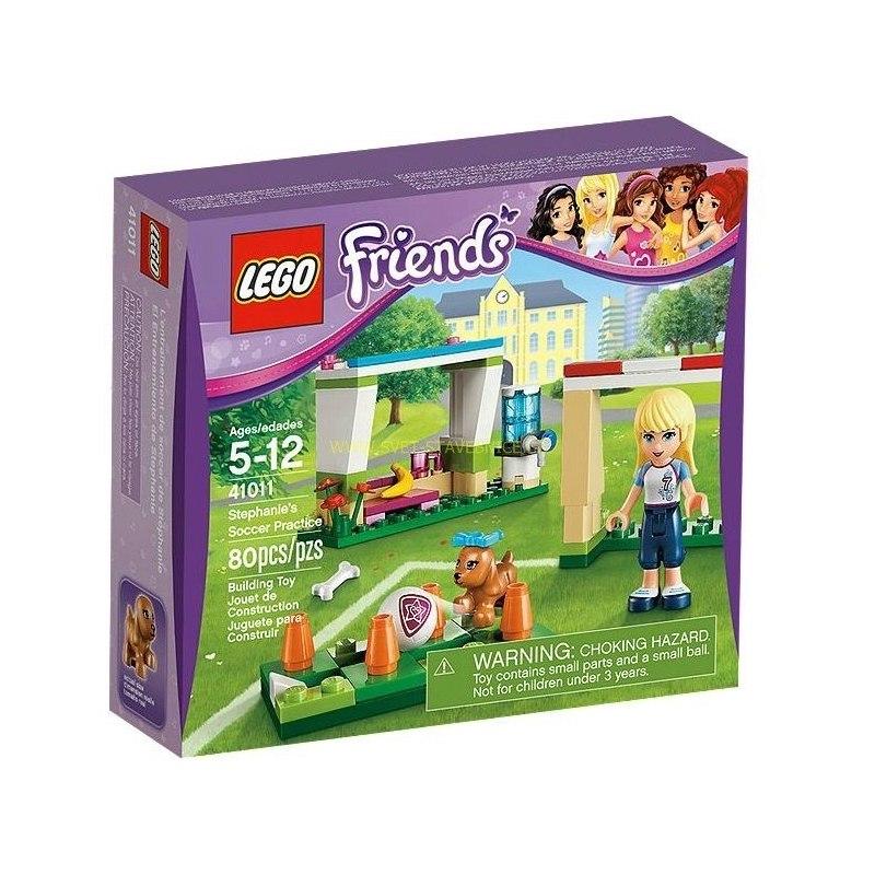 LEGO FRIENDS - Stephanie trénuje fotbal 41011