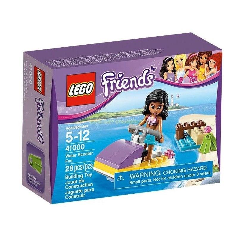 LEGO FRIENDS - Zábava na člunu 41000