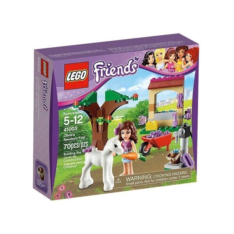 LEGO FRIENDS - Olivia má hříbě 41003