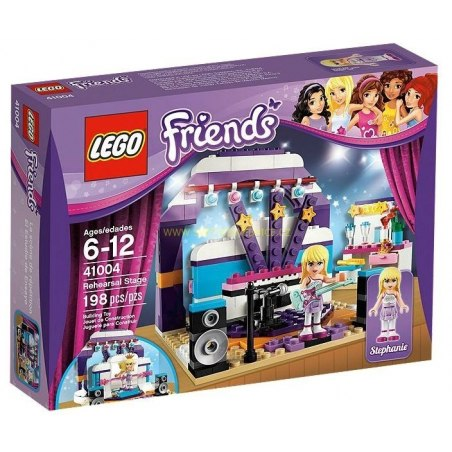 LEGO FRIENDS - Zkušební pódium 41004
