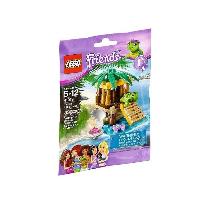 LEGO FRIENDS - Malá želví oáza 41019