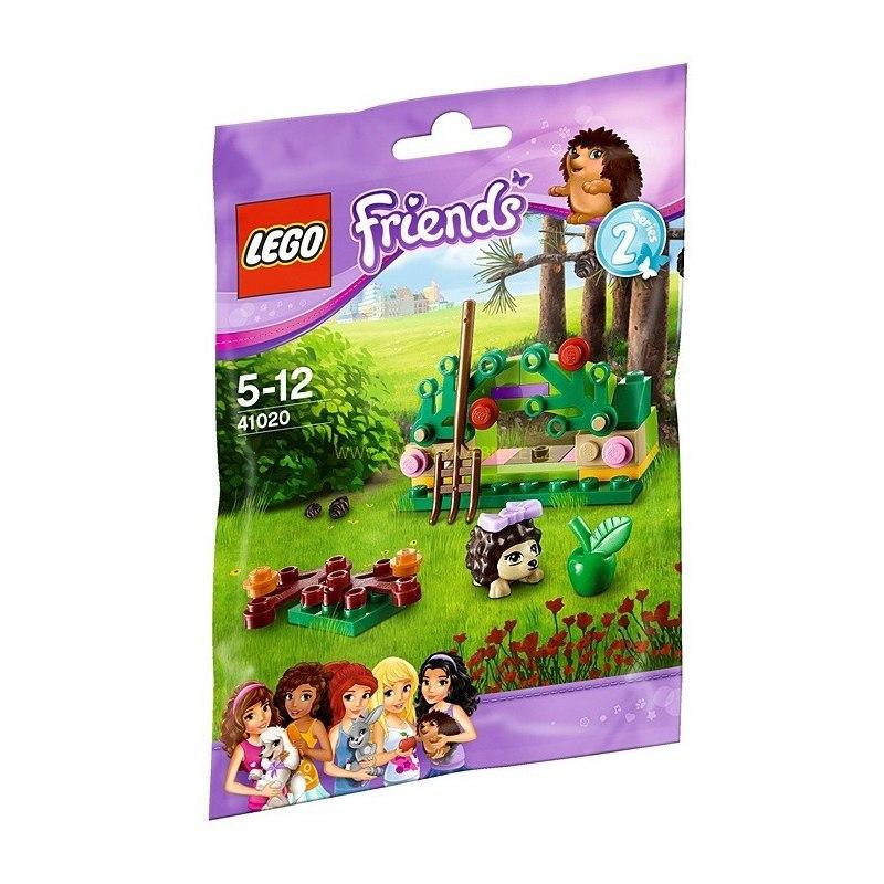 LEGO FRIENDS - Ježčí úkryt 41020