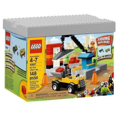 LEGO Creator - Moje první sada 10657