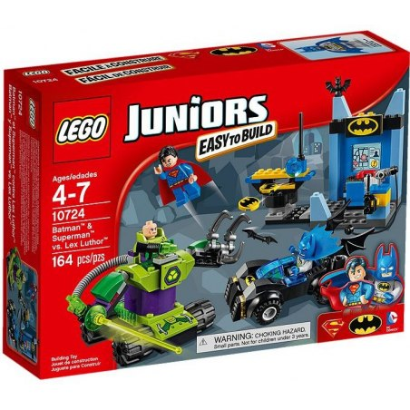 LEGO Juniors 10724 Batman a Superman vs. Lex Luthor
