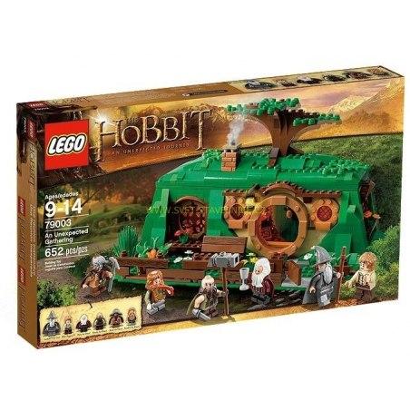 LEGO HOBBIT - Nečekané setkání 79003