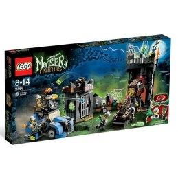 LEGO MONSTER FIGHTERS - Šílený profesor a jeho nestvůra 9466