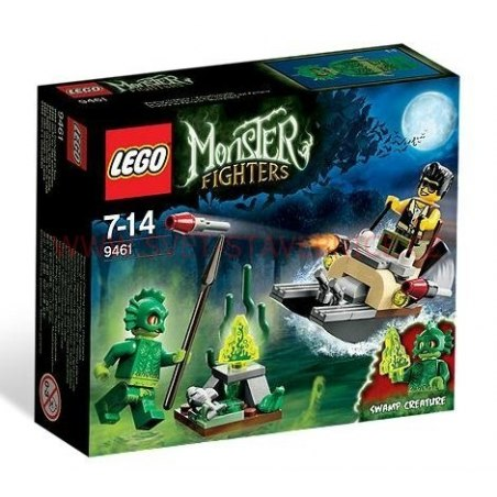 LEGO MONSTER FIGHTERS - Příšera z močálu 9461