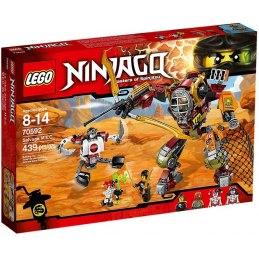 LEGO Ninjago 70592 Robot Salvage M.E.C.