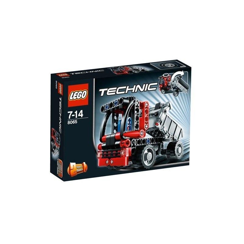 LEGO TECHNIC - Mini náklaďák s kontejnerem 8065