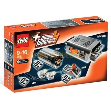 LEGO Technic - Motorová sada Power Functions 8293