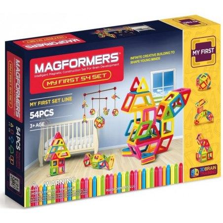 Magformers Můj první Magformers 54 dílků