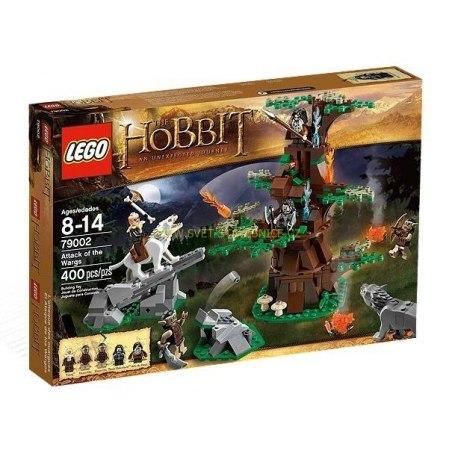 LEGO HOBBIT - Útok divokých vlků 79002