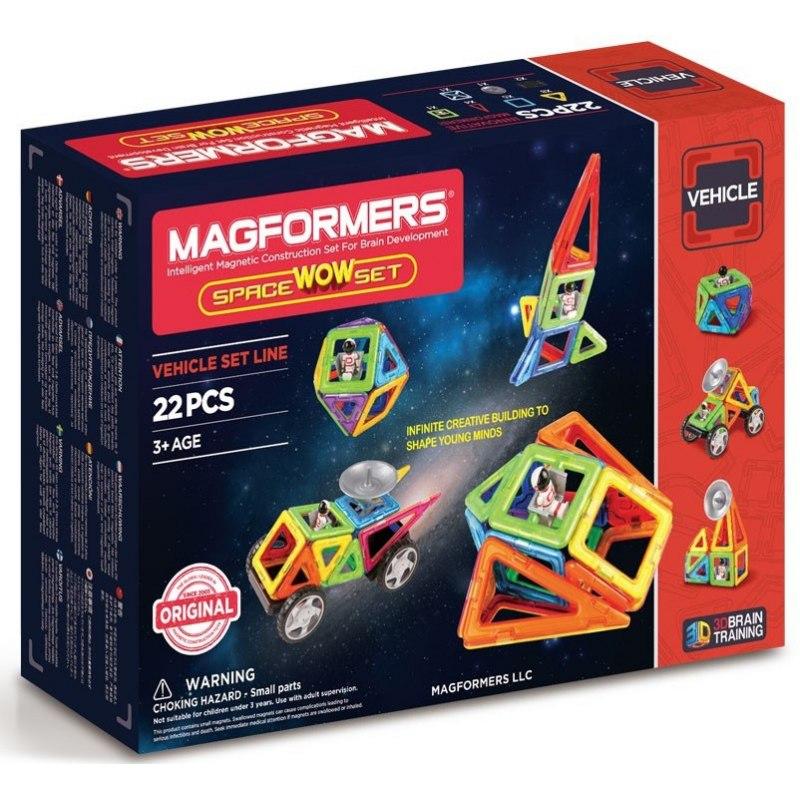 Magformers Space Wow Starter 22 dílků