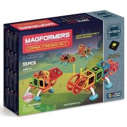 Magformers Plazivé příšerky 55 dílků