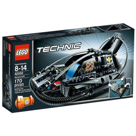 LEGO TECHNIC - Vznášedlo 42002