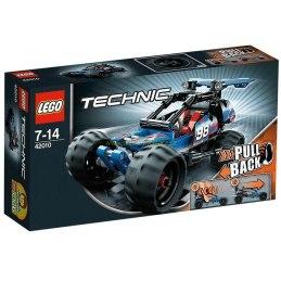 LEGO TECHNIC - Terénní čtyřkolka 42010