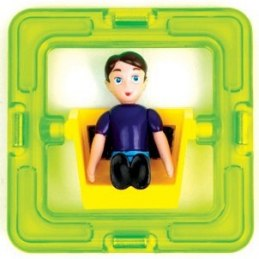Magformers - figurka Chlapeček