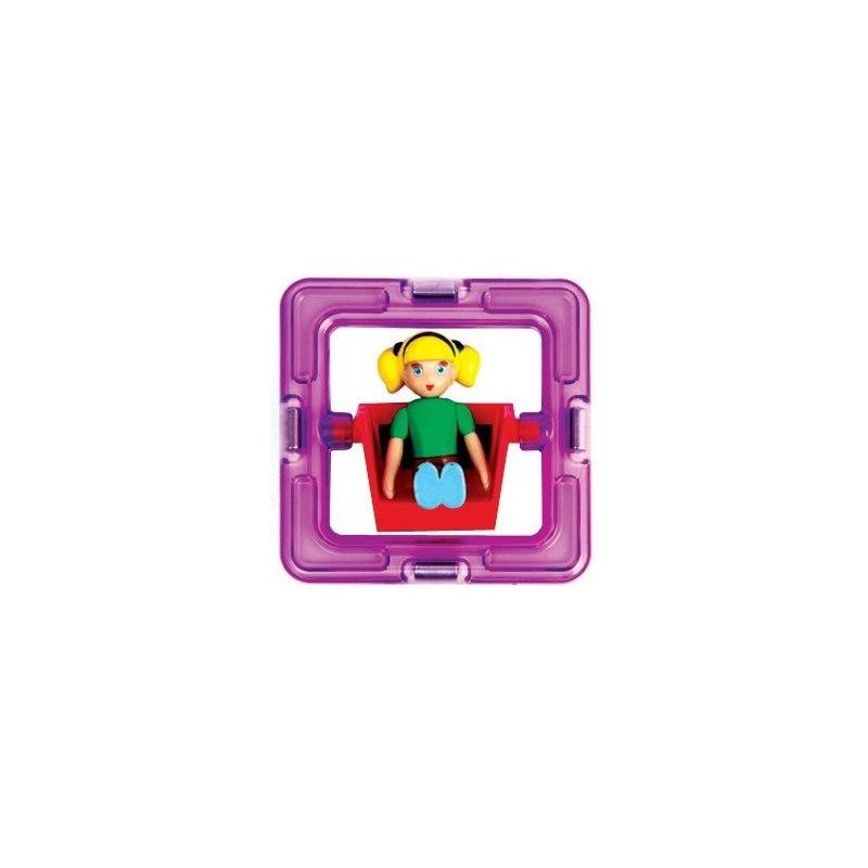 Magformers - figurka Holčička