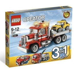 LEGO CREATOR - Dálniční odtah 7347