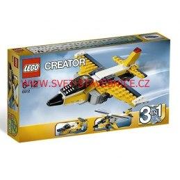LEGO CREATOR - Super stíhačka 6912