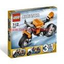 LEGO CREATOR - Silniční rebel 7291