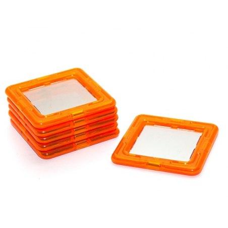 Magformers - Zrcadlové čtverce 6 ks