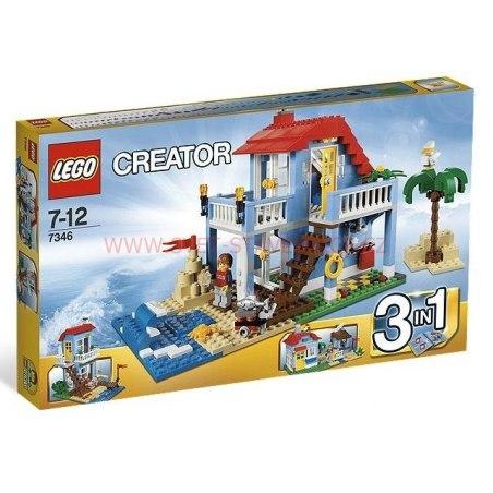LEGO CREATOR - Plážový domek 7346