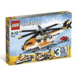 LEGO CREATOR - Dopravní helikoptéra 7345
