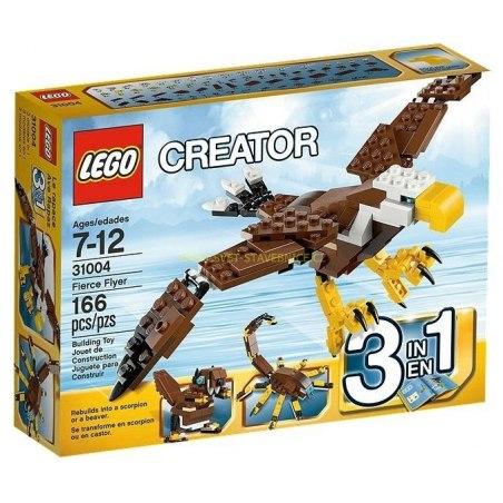 LEGO CREATOR - Divoký dravec 31004
