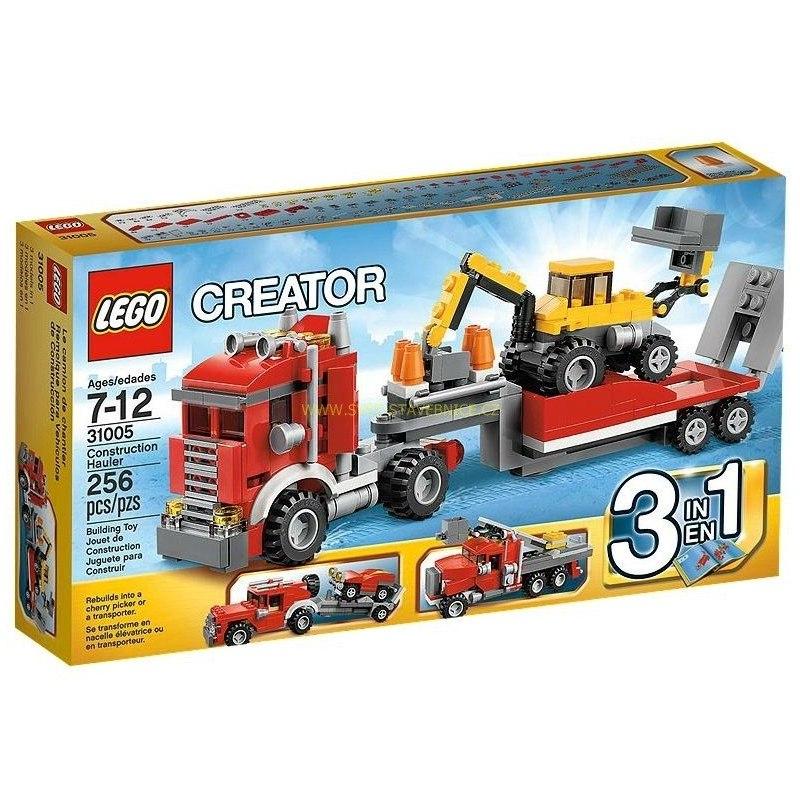 LEGO CREATOR - Přeprava strojů 31005