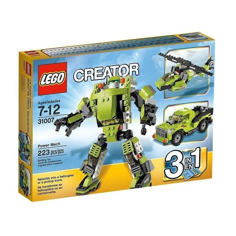 LEGO CREATOR - Robot 31007