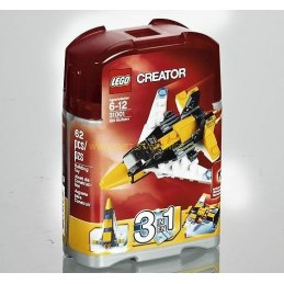 LEGO CREATOR - Mini tryskáč 31001