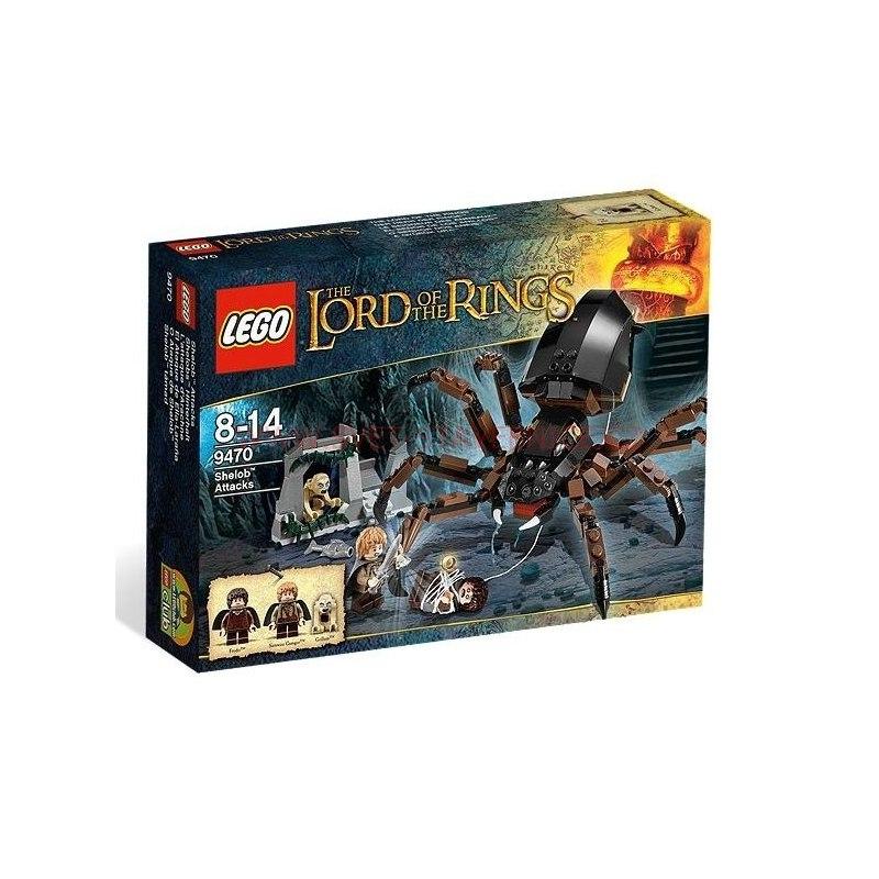 LEGO PÁN PRSTENŮ - Shelob útočí 9470