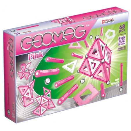Geomag Pink 68