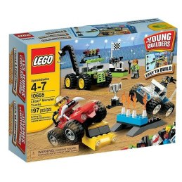 LEGO Moje první LEGO - Monster Trucks 10655