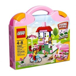 LEGO Creator - Růžový kufřík 10660