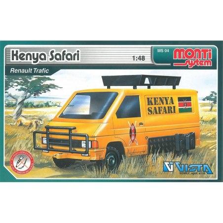 Monti System MS 04 - Kenya Safari 1:35